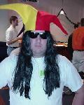 Here I am, Halloween 2000